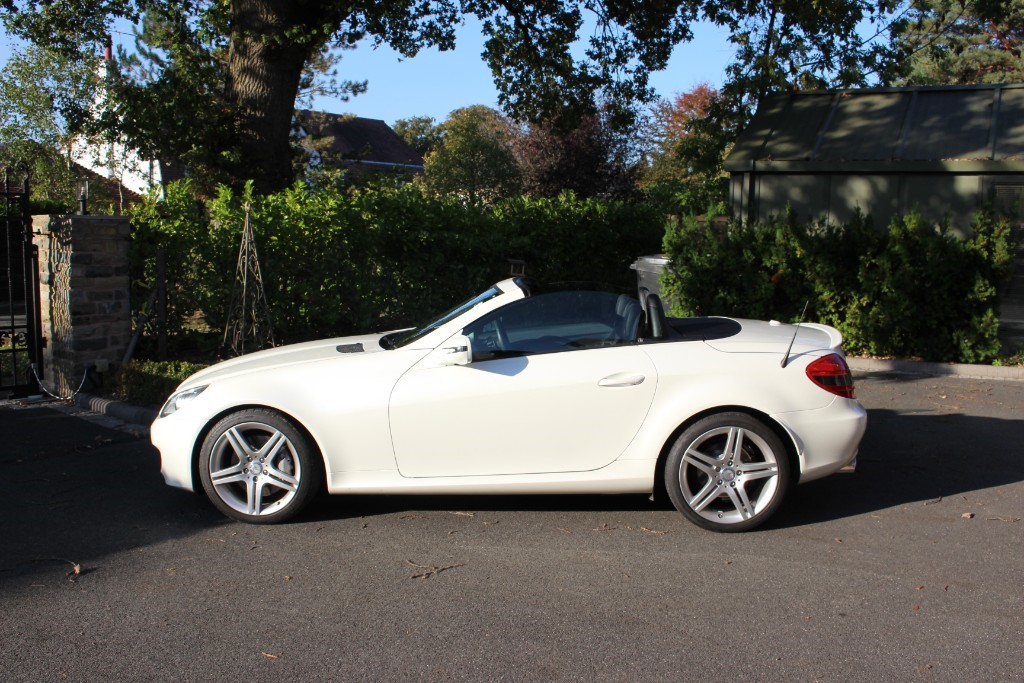 used Mercedes SLK300 3.0 SLK300 7G-Tronic 2dr in knutsford-cheshire