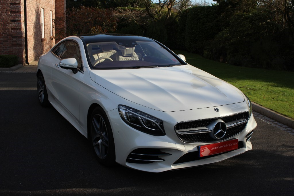 used Mercedes  S-CLASS S 560 AMG LINE PREMIUM in knutsford-cheshire