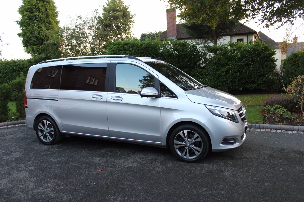 used Mercedes V250 V250 BLUETEC SPORT in knutsford-cheshire