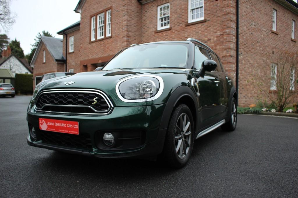 used MINI Countryman SE ALL 4 Auto in knutsford-cheshire