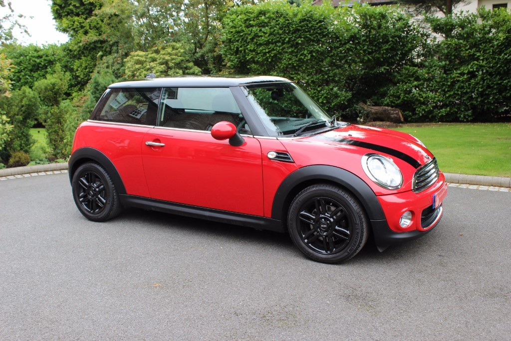 used MINI Hatch ONE in knutsford-cheshire