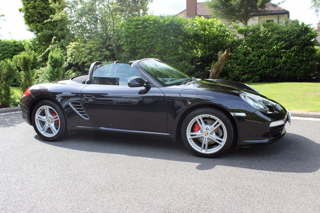used Porsche Boxster 24V S PDK in knutsford-cheshire
