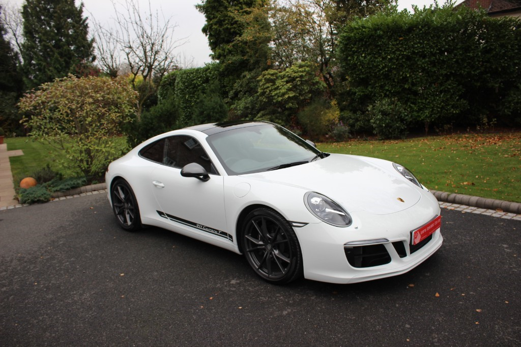 used Porsche 911 911 3.0 991 Carrera T PDK (s/s) 2dr in knutsford-cheshire