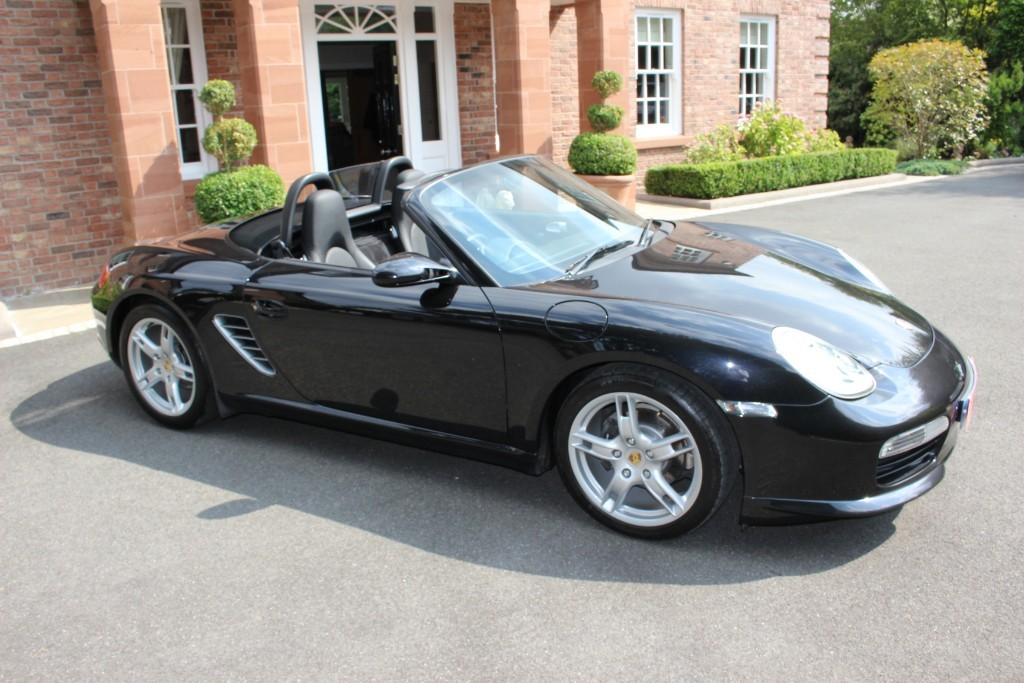 used Porsche Boxster 2.7 987 Sport Edition 2dr in knutsford-cheshire