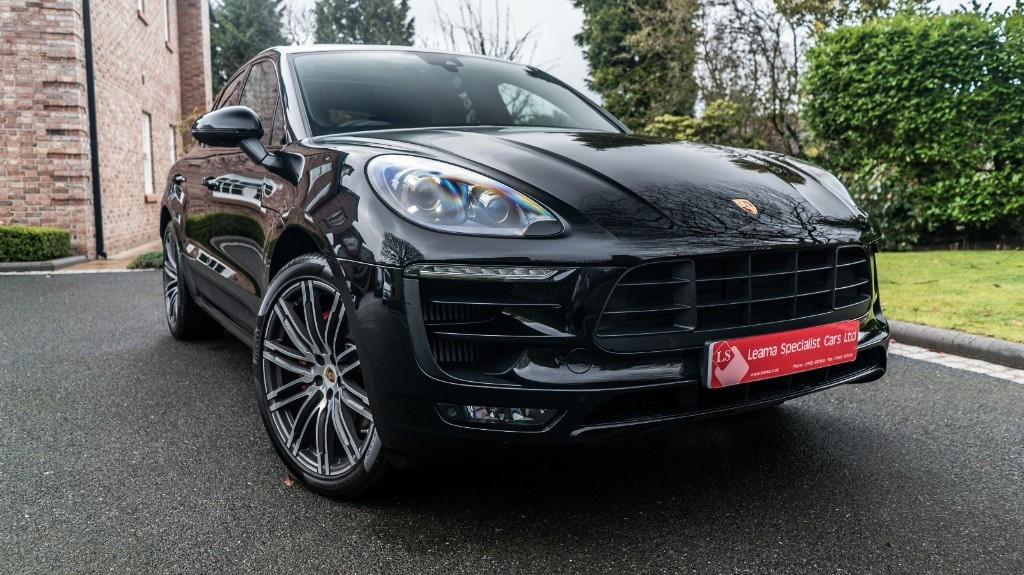 used Porsche Macan GTS PDK in knutsford-cheshire