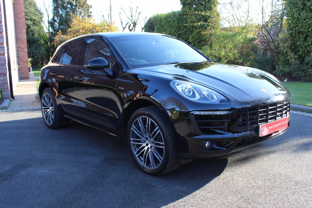 used Porsche Macan D S PDK in knutsford-cheshire