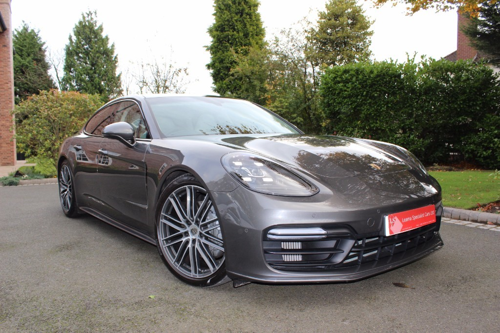 used Porsche Panamera D 4S PDK in knutsford-cheshire