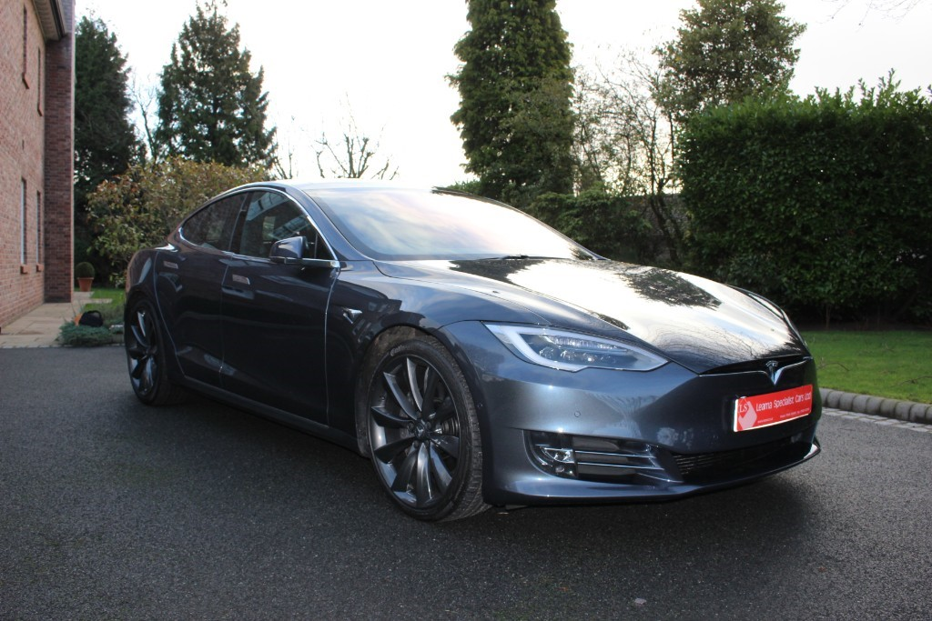 used Tesla Model S Model S 75D in knutsford-cheshire