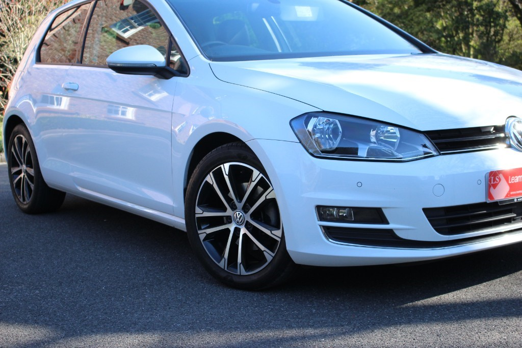 used VW Golf 1.4 TSI 150 GT 3 DOOR in knutsford-cheshire