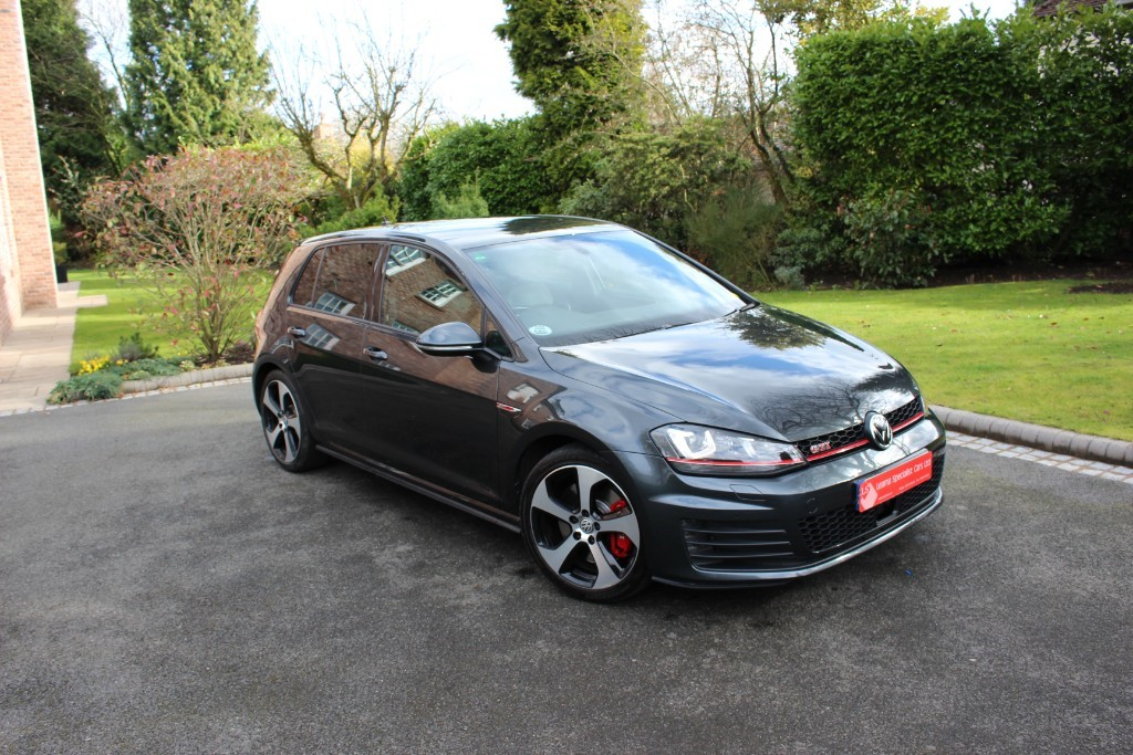 used VW Golf GTI PERFORMANCE DSG in knutsford-cheshire