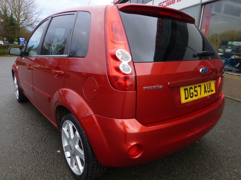 used tango red ford fiesta for sale cheshire. Black Bedroom Furniture Sets. Home Design Ideas