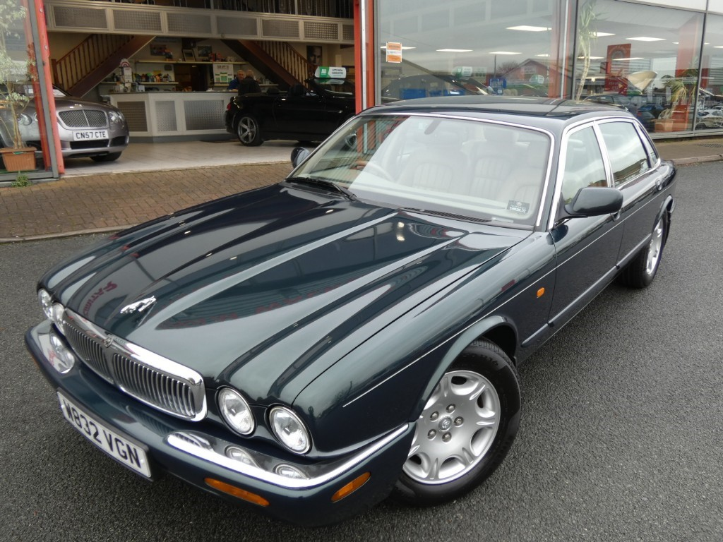 Jaguar Unlisted