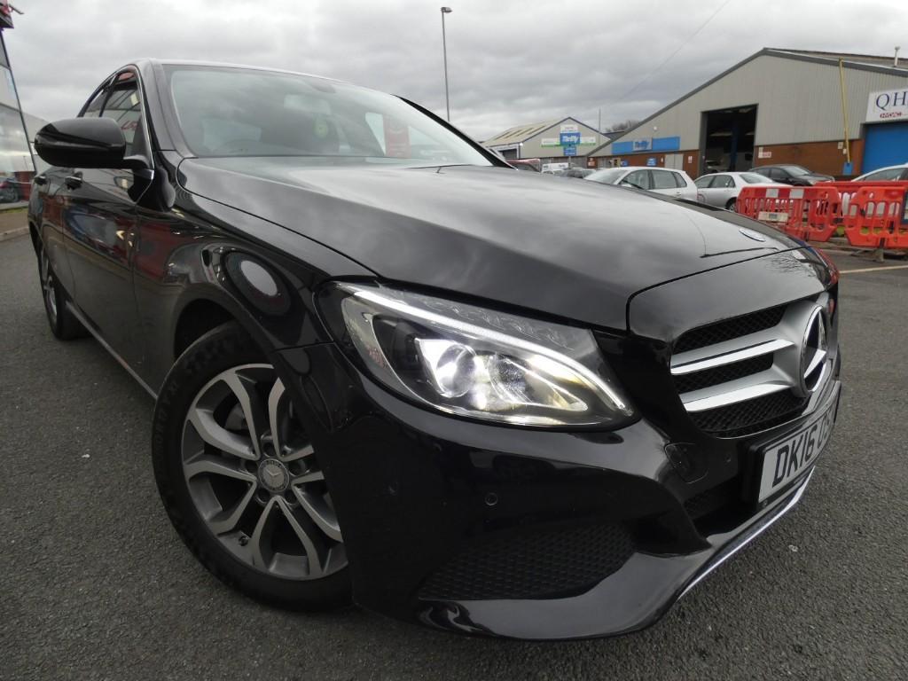 Mercedes C220