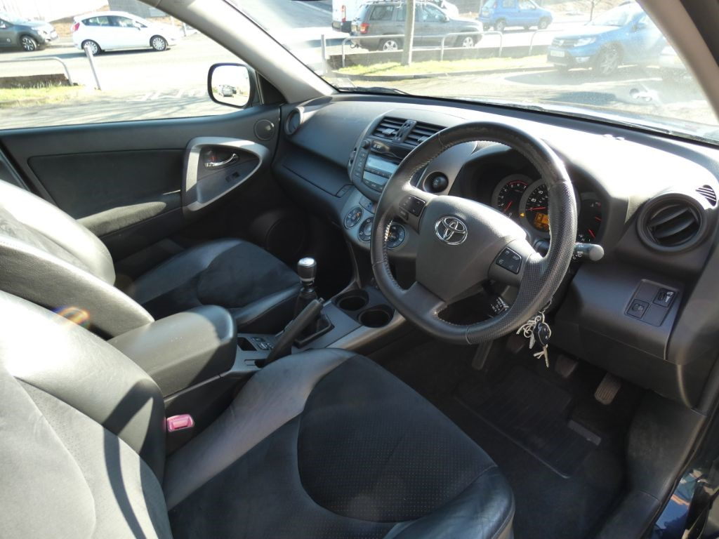 Toyota Unlisted