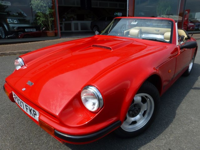 TVR for sale