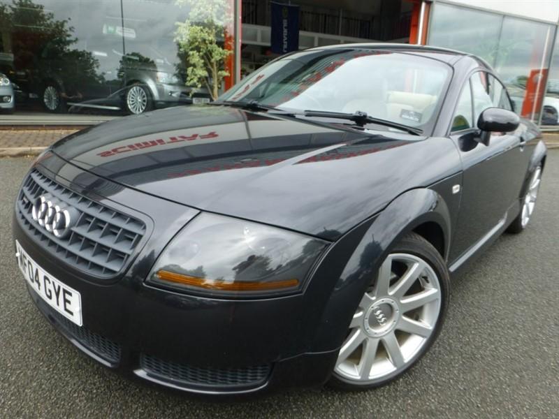 "used Audi TT QUATTRO + FSH + 18"" ALLOYS + LOVELY COLOUR CONBINATION + MINT + PX BARGAIN  in chester"