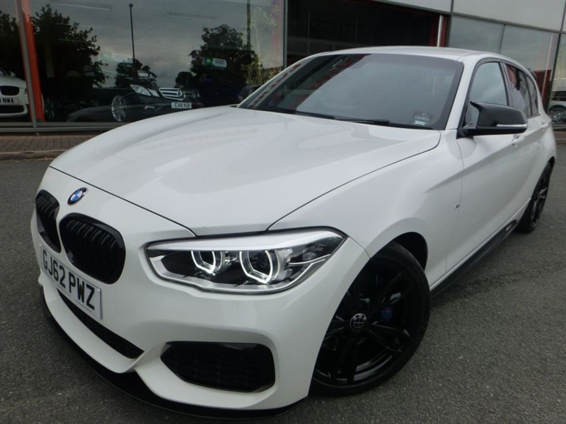used BMW 1 Series M 135I + FSH + LOW MILES + SAT-NAV + S/S EXHAUST + BIG SPEC in chester