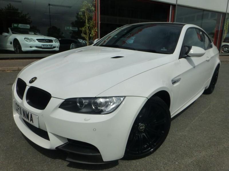 """used BMW M3 + 19"""" BLACK ALLOYS + FSH + SAT-NAV + LOVELY EXAMPLE + in chester"""