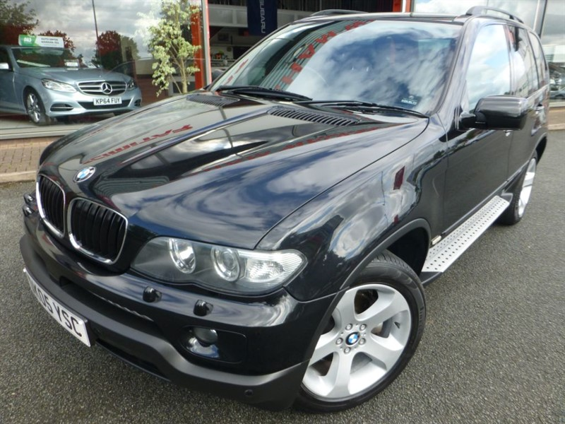 "used BMW X5 D SPORT + LOCAL 2 OWNER CAR + 19"" ALLOYS + MUST BE SEEN +  in chester"
