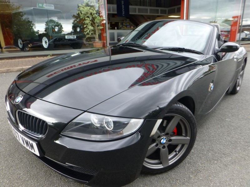 used BMW Z4 SPORT ROADSTER  + LOW MILES + FSH + LOCAL CAR + LEATHER INTERIOR + MINT in chester