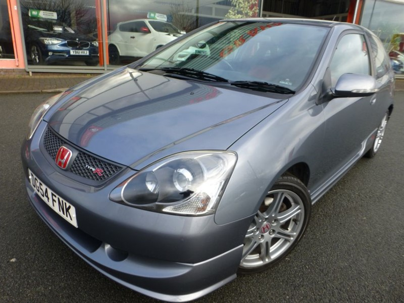 used Honda Civic TYPE-R + ONLY 2 LOCAL OWNERS FROM NEW + FHSH + WONT FIND A BETTER ONE + WOW in chester