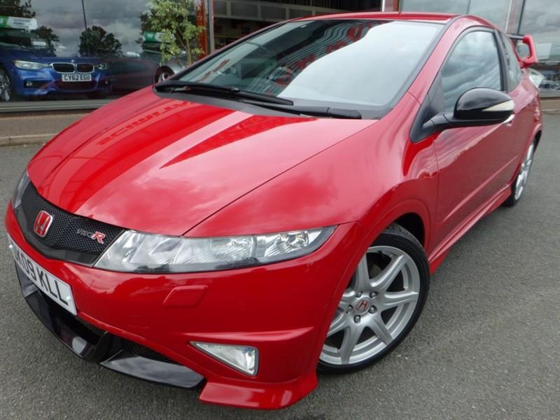 used Honda Civic I-VTEC TYPE-R GT + ONLY 15,000 MILES + MUGEN SPOILER + 3 GAUGE DEFI GAUGES in chester