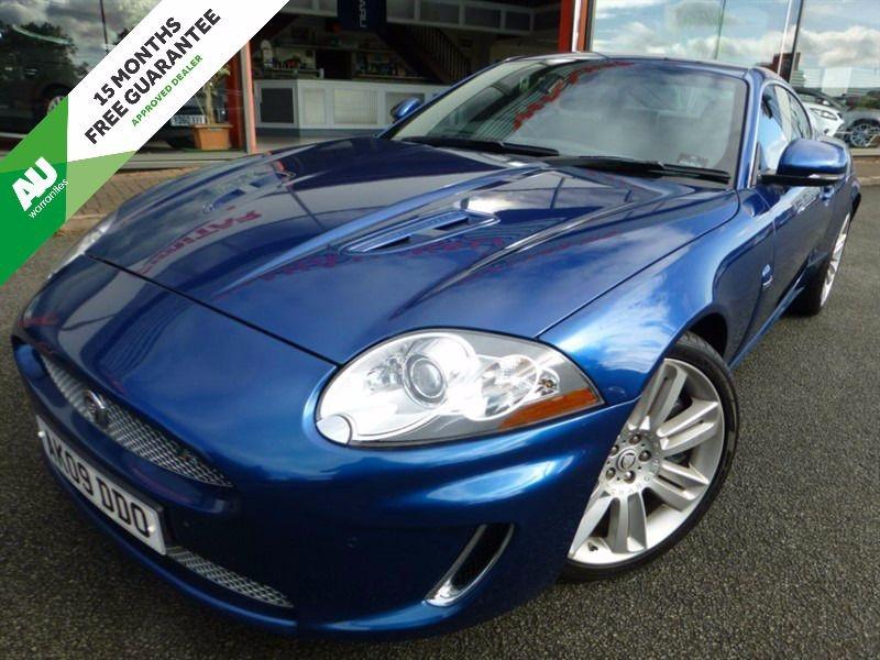 used Jaguar XK XKR + LOW MILES + FJSH + SAT-NAV + LOVELY COLOUR in chester