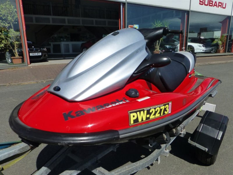 used Kawasaki  JET-SKI 2006 MODEL  STX-15F  ONLY 86 HOURS FROM NEW  in chester