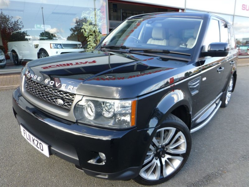 """used Land Rover Range Rover Sport TDV6 HSE + REVERSE CAMERA + FLSH + 20"""" ALLOYS + LOW MILES +  in chester"""