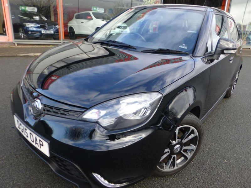 used MG 3 3 STYLE VTI-TECH + 1 LADY OWNER + FMGSH + REVERSE PARK + LOVELY  in chester