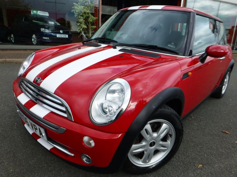 """used MINI Hatch ONE + LOW MILES + SERVICE HISTORY + AIR-CON + 15"""" ALLOYS + LOVELY CONDITION in chester"""