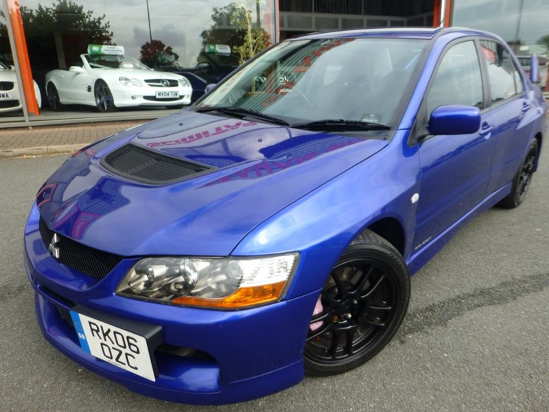 used Mitsubishi Lancer EVOLUTION VIII + FQ-320 + S/S EXHAUST + FSH + LOW MILES + STUNNING  in chester