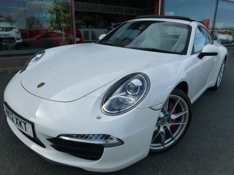used Porsche 911 CARRERA S PDK + 1 OWNER + FPSH + NAV + ONLY 7000 MILES + ELECTRIC SUNROOF  in chester