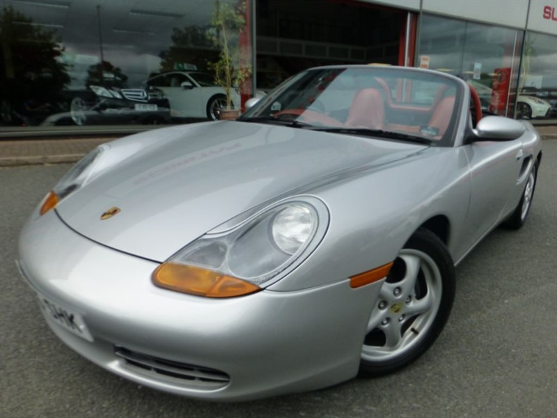 used Porsche Boxster SPYDER + LOW MILES  + AIR-CON + STUNNING CONDITION + FSH + MUST BE SEEN ++ in chester