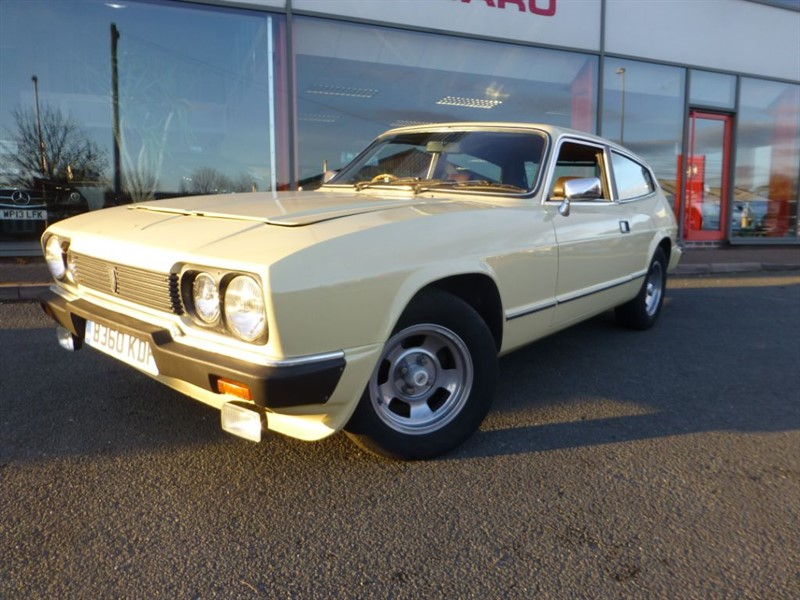 used Reliant Scimitar GTE + GALVANIZED CHASSIS + S/S EXHAUST + S/S FUEL TANK + STUNNING  in chester