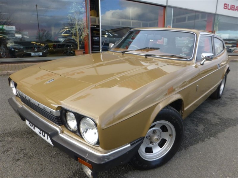 used Reliant Scimitar GTE + WOLRACE ALLOYS + STUNNNING CONDITION + SUNROOF +  in chester