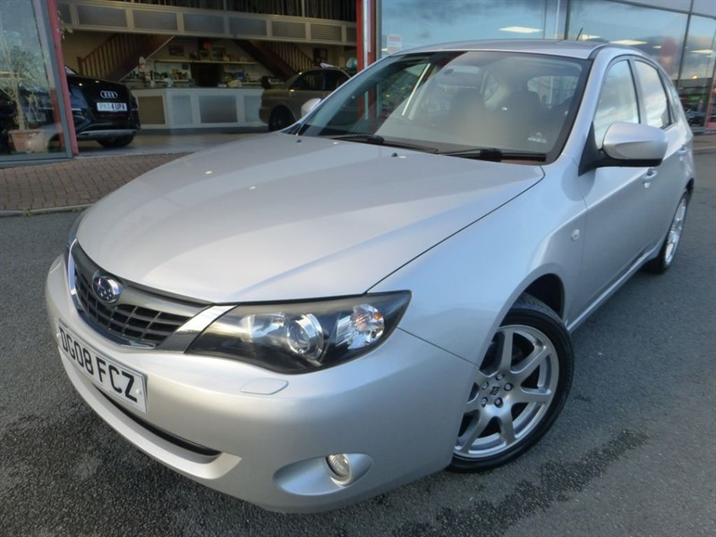 "used Subaru Impreza R + 17"" ALLOYS + FSH + XENON HEAD LAMPS + CAT 1 ALARM + 2* KEYS + BARGAIN in chester"
