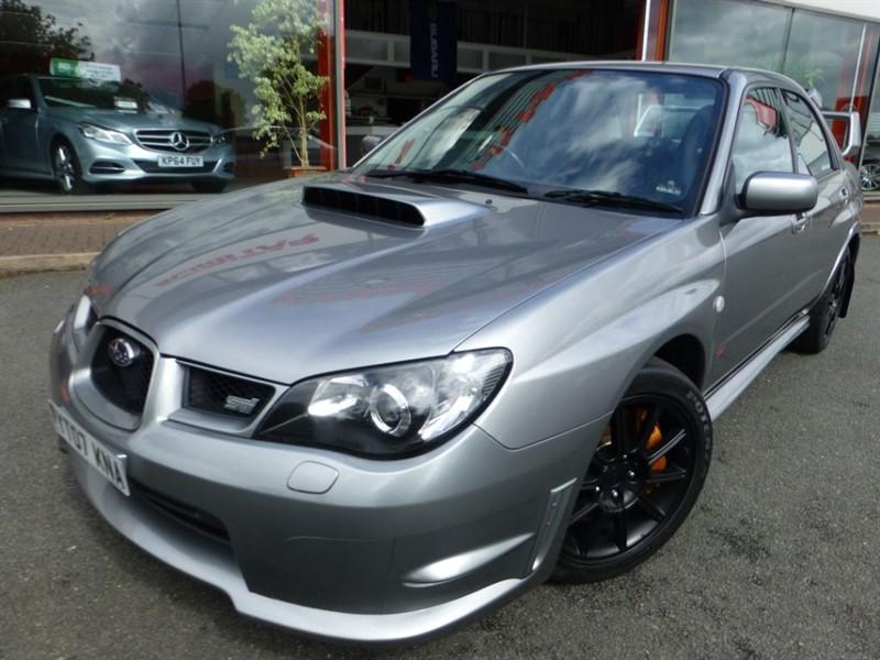 used Subaru Impreza WRX STI TYPE UK + £1000'S SPENT + S/S EXHAUST + WOW FACTOR in chester