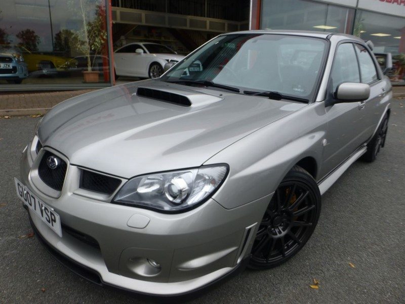 "used Subaru Impreza WRX STI SPEC-D + FSH + 18"" ALLOYS + LEATHER + LOW MILES + LOVELY EXAMPLE ++ in chester"