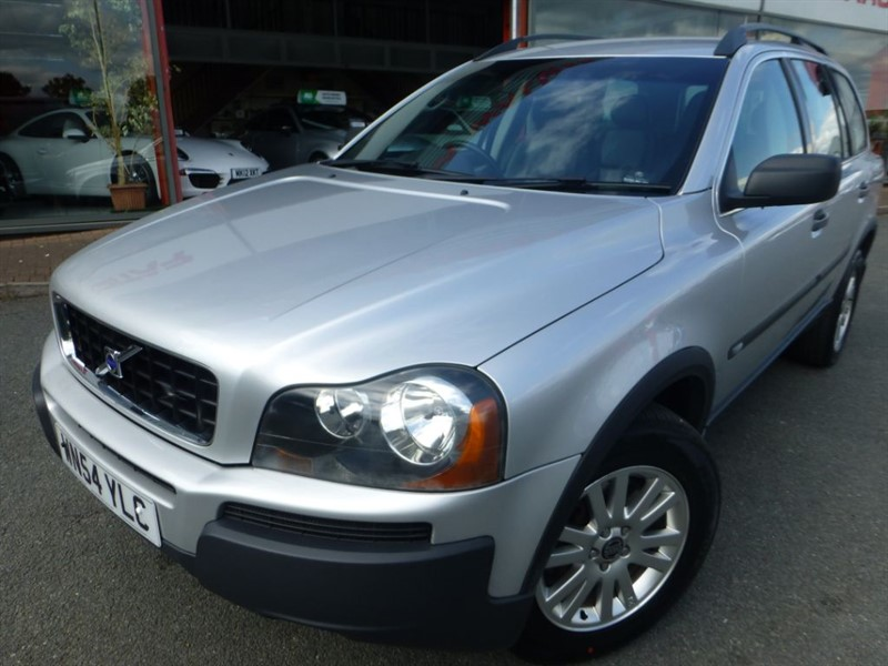 used Volvo XC90 D5 S + FSH + REVERSE PARK + FULL LEATHER + DUAL A/C + LOVELY CONDITION +++ in chester