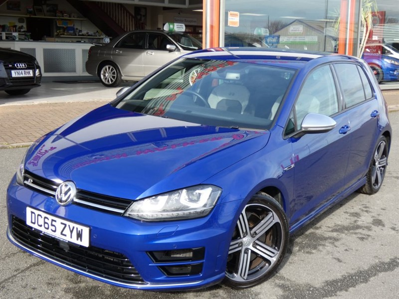 used VW Golf R DSG + ONLY 5000 MILES + WINTER PACK + FVWSH + 1 LOCAL OWNER FROM NEW +NEW in chester