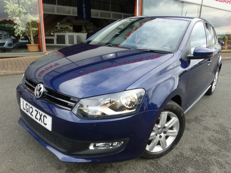 used VW Polo MATCH DSG + ONLY 11,000 MILES + LADY OWNER + FSH +  in chester