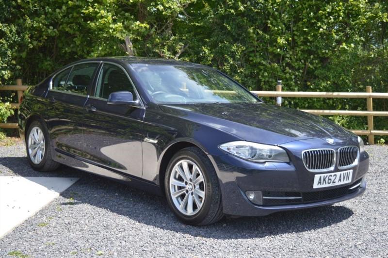 used BMW 520d EFFICIENT DYNAMICS in tickenham-bristol