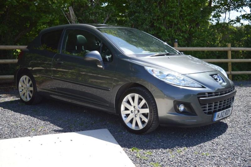 used Peugeot 207 HDI ALLURE in tickenham-bristol