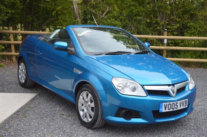 used Vauxhall Tigra 16V TWINPORT in tickenham-bristol