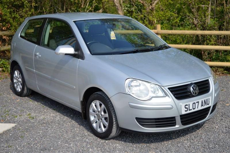used VW Polo SE in tickenham-bristol
