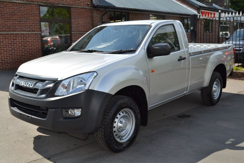 used isuzu d max 2 5 single cab pick up macclesfield cheshire j w rigby car commercial. Black Bedroom Furniture Sets. Home Design Ideas