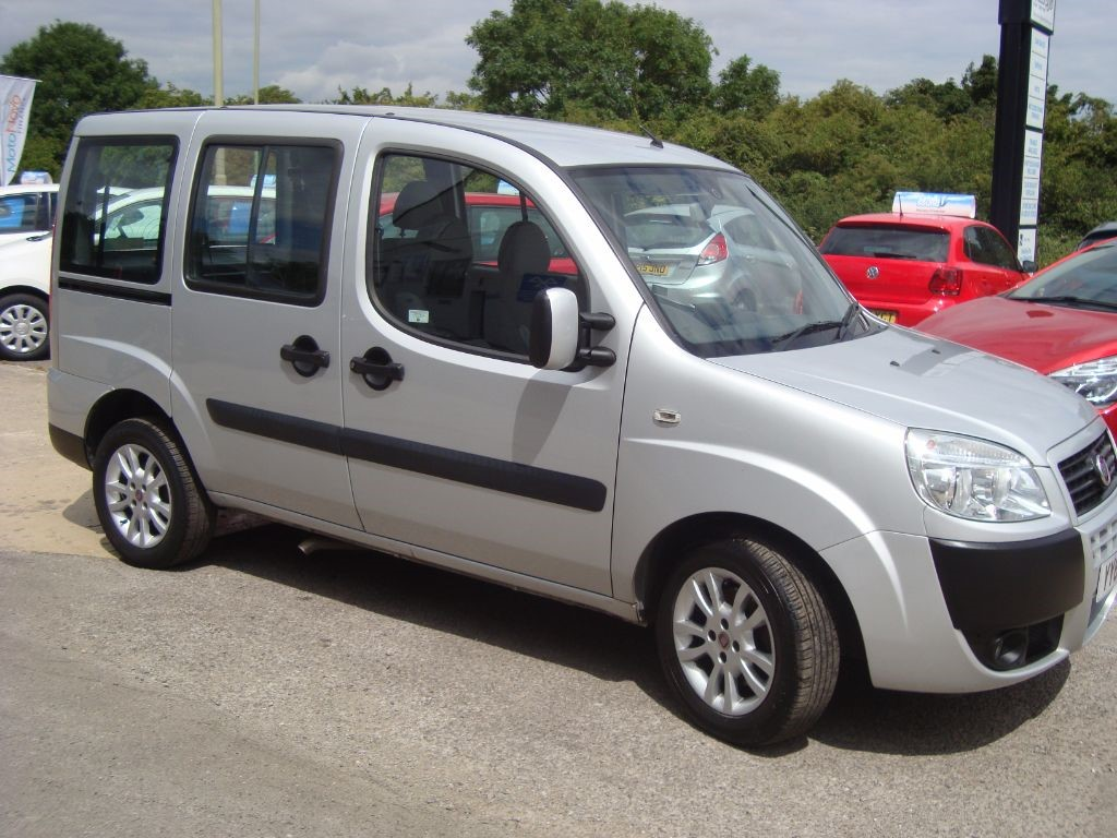 used fiat doblo for sale oxfordshire. Black Bedroom Furniture Sets. Home Design Ideas