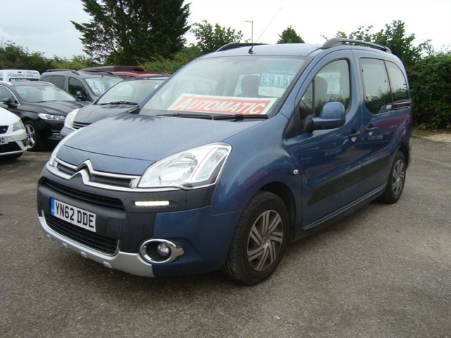 used Citroen Berlingo Wheelchair accessible in oxford