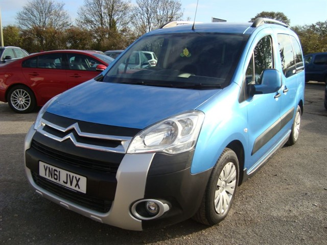used Citroen Berlingo MULTISPACE E-HDI XTR WHEELCHAIR ACCESSIBLE CAR in oxford